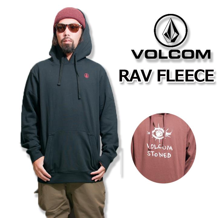 VOLCOM ボルコム RAV FLEECE