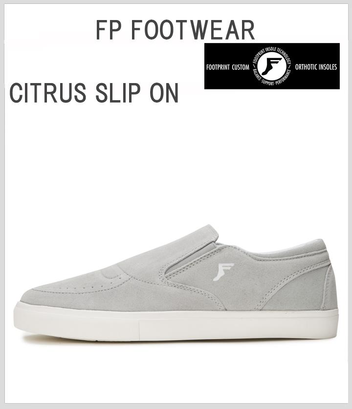 FP FOOTWEAR エフピーフットウエア CITRUS SLIP ON