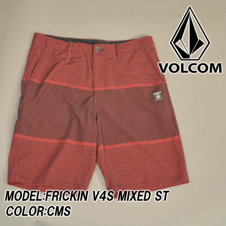 VOLCOM ボルコム SURF PANTS サーフパンツ FRICKIN V4S MIXED ST 30%OFF