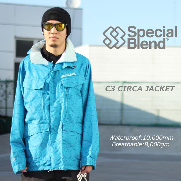 SPECIALBLEND スペシャルブレンド C3 CIRCA JACKET サーカジャケット SOUTH BEACH 50%OFF