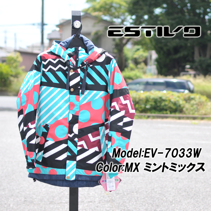 ESTIVO エスティボ EV-7033W JACKET MX 45%OFF