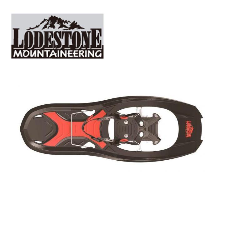登山 雪山 LODESTONE ロードストーン スノーシュー 絶品 トラスト かんじき YF-01 バックカントリー パウダー