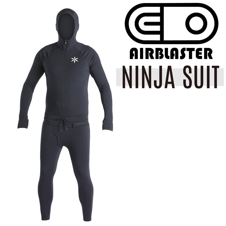 19-20 AIRBLASTER エアブラスター CLASSIC NINJA SUIT クラシックニンジャスーツ ベースレイヤー ファーストレイヤー 正規品 即出荷 10%OFF ポイント10倍