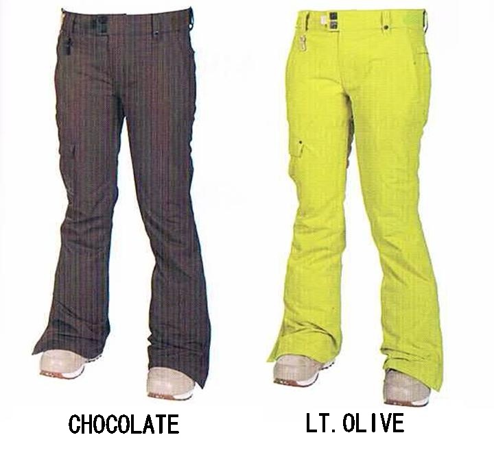 有名ブランド 即発送≪送料無料≫'13-'14年 SNOW CHOCOLATE WEAR 『 686 』 WMS WMS MANNUAL PRISM SNOW INSULATED PANT CHOCOLATE【M】/LT.OLIVE【S】【smtb-f】【u】【amz】, ムツミソン:d84a9413 --- aqvalain.ru