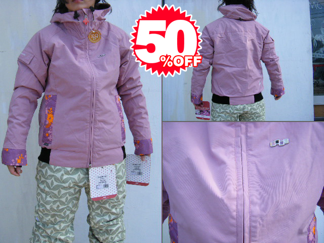 09FOURSQUARE OUTERWEAR MELISSA JACKET(WOMENS INSULATED SERIES) Lilas 【M】