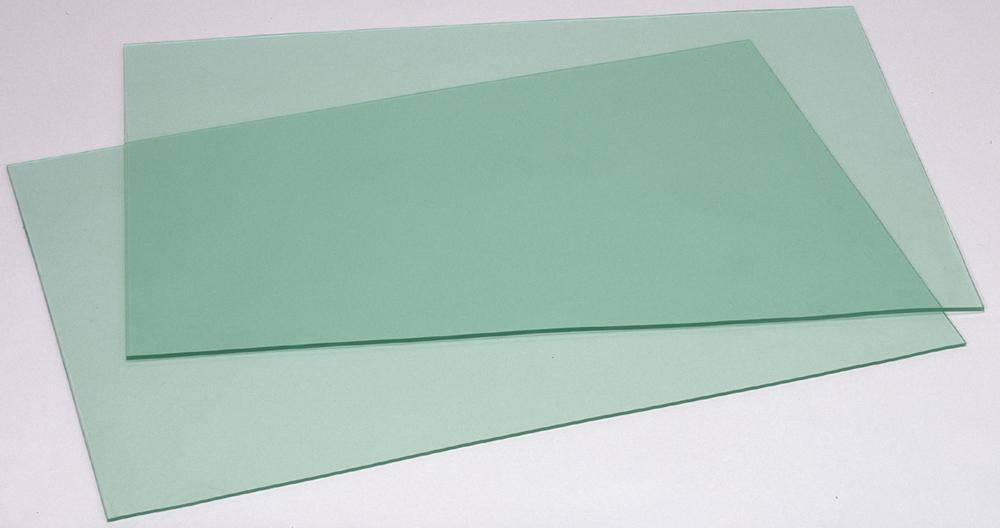 ビニ板(グリーン透明)カッティングマット750x1050x5mm