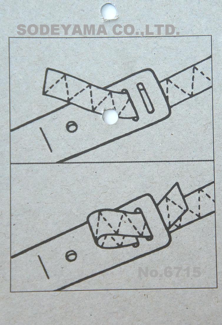 《Prym》プリム ドイツ・巾広紐通し・テープスレッダー(平ゴム・テープ)大・中・小 3本セット Tape Threader 3pcs/set