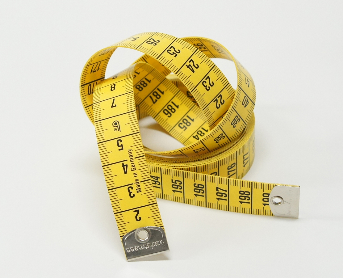 ドイツ製[少量追跡可能メール便対応OK] ヘキストマスhoechstmassテイラーメジャー200cmcm/cm※片面0cm部分の裏面は200cmとなります。