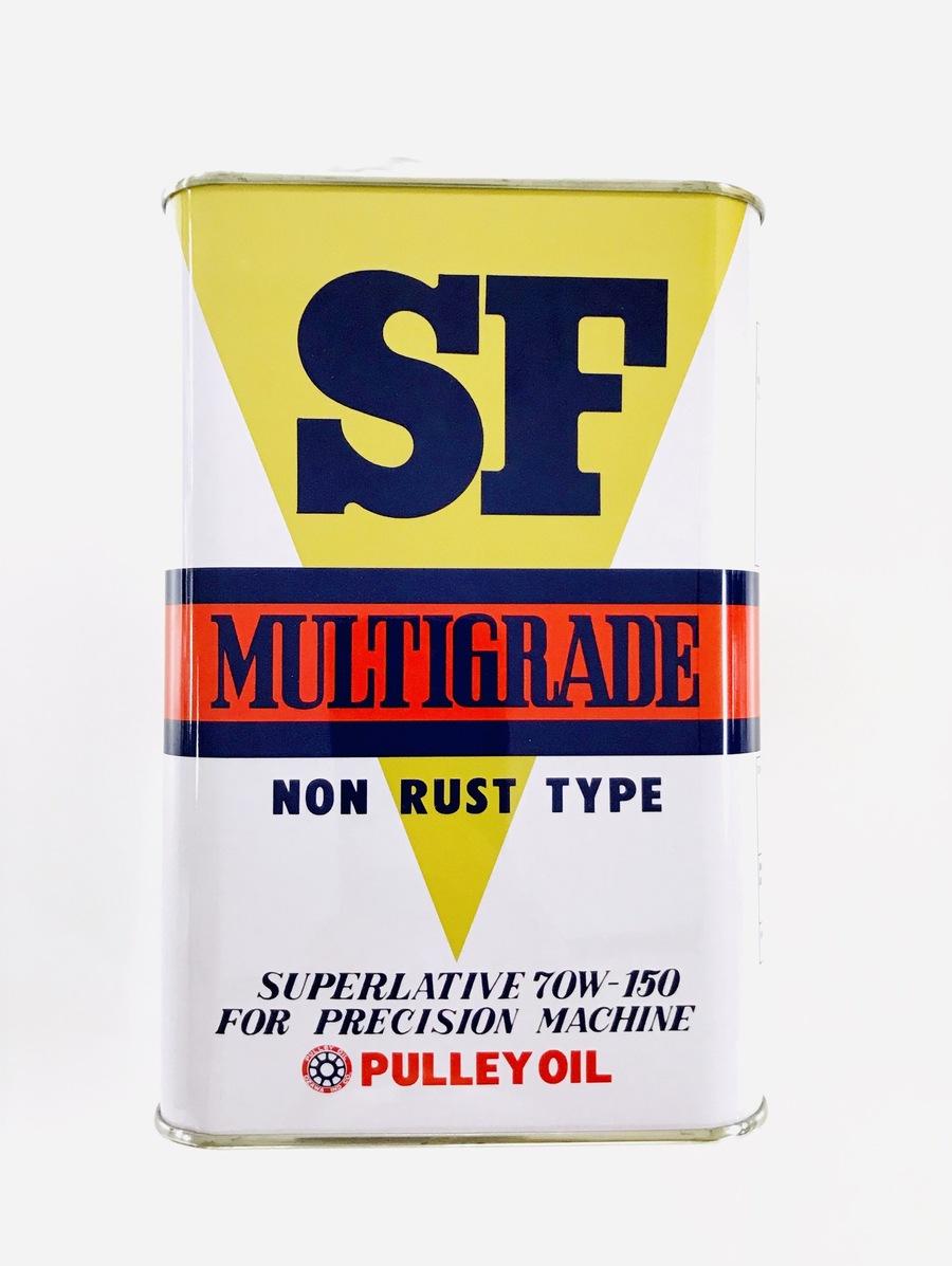 無色透明高粘度マルチグレードタイプミシン油 プーリーSFオイル いよいよ人気ブランド 数量は多 マルチグレード1L