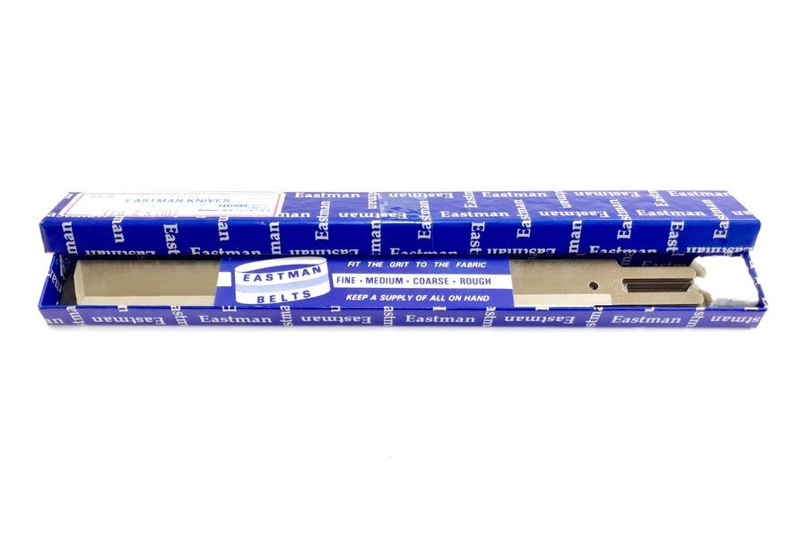 EASTMAN イーストマン 裁断機用立刃ブルーストリーク・ブルート用11・1/2吋(インチ)立刃式裁断機 12枚入り/箱青箱 ハイスピードスチール裁断機用メスCLASS 625, 627, 629
