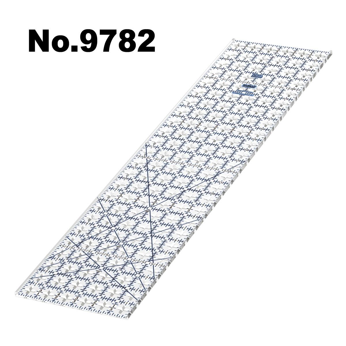 ガイドカッター定規 6.0x24.0インチ(約15.2x61.0cm)トゥルーカッター(TrueCut)専用定規