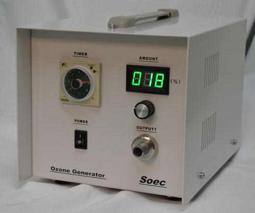オゾンの濃度0~MAX 600ppm スーパーSALE セール期間限定 安値 まで細かく可変 SoecV1000 オゾン発生器