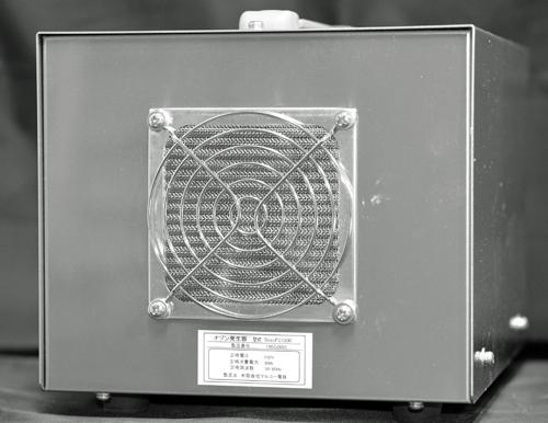 オゾン発生器SoecFC1200 臭気除去  オゾン脱臭 オゾン処理 タバコ臭 殺菌 細菌 ウイルス バブリング コスパ 取扱容易 小型軽量 悪臭対策 リホーム ハウスクリーニング インフルエンザ