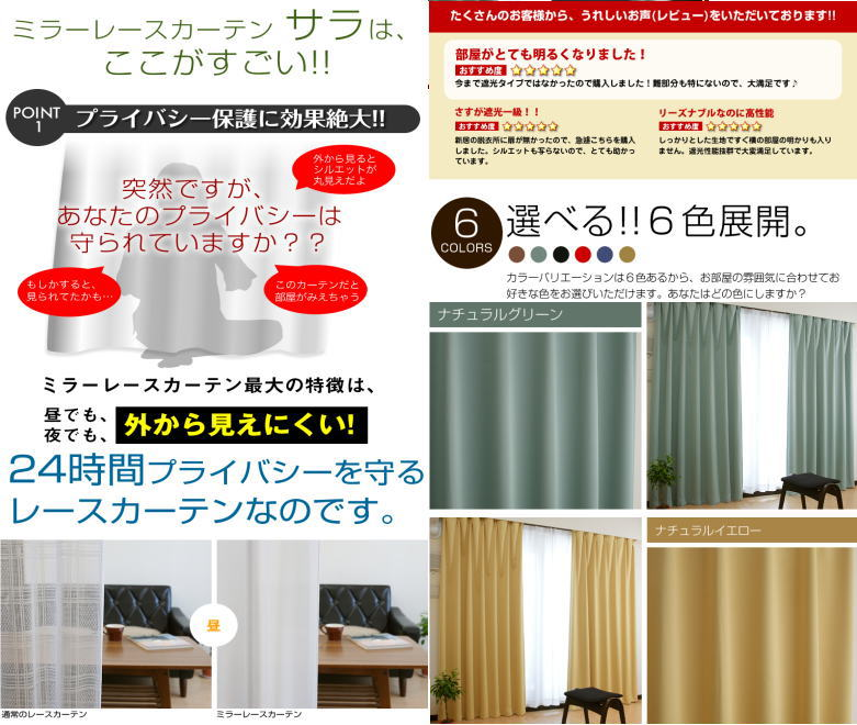 And blindfold mirror curtains curtains and clean atmosphere and shading grade insulation sound insulation curtains 4. sets cheap and appeared! / / Hard both day and night shines through / UV cut 91% solar heat cut / washable / / deodorant / shape memory