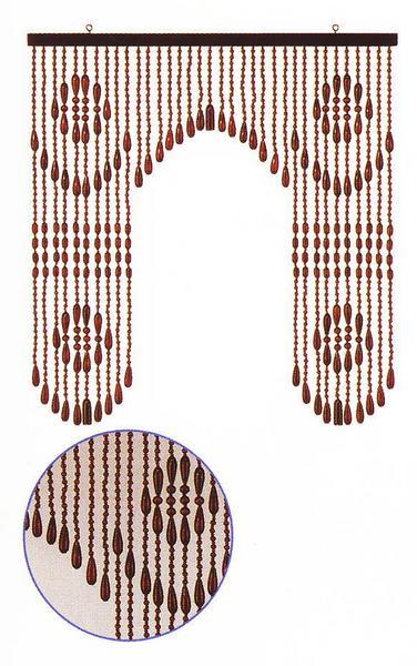 アフターセール期間限定SALE!【珠のれん】昭和レトロな手作りのれん♪珠のれん 85cm×90cm 希少 伝説ののれんが復活! レトロのれん
