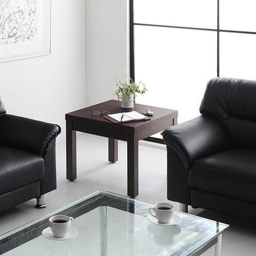 セットが選べるモダンデザイン応接ソファ サイドテーブル