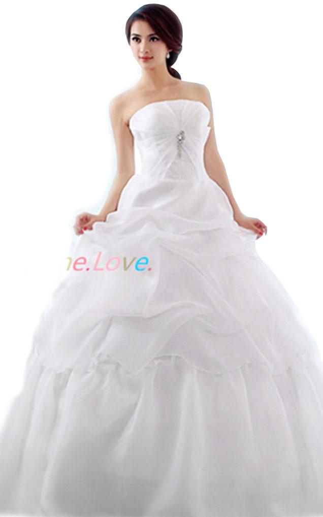 ウェディングドレス、結婚式、二次会ドレス、花嫁ドレス、パーティードレス★・10P03Dec16