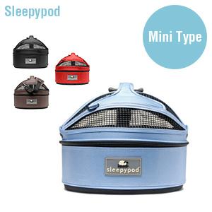 【スリーピーポッド】 sleepypod ミニタイプ~ 【子猫・超小型犬用】【ペットフード】