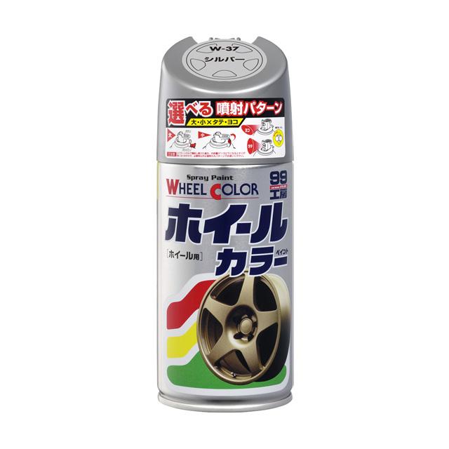 软 99年轮颜色 (银) 300 毫升 < 直接在车轮丙烯酸漆漆喷漆 > SOFT99 10P03Dec16