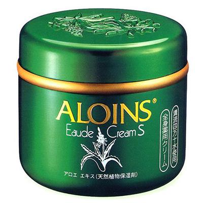 乾燥 肌あれから肌を保護する薬用スキンクリームです オーデクリームS 185g アロインス化粧品 完売 医薬部外品 人気 おすすめ PT