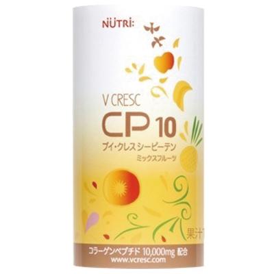 ブイ・クレス CP10 ミックスフルーツ味 125ml×30本 ニュートリー【YS】