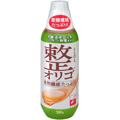 食物繊維もとれるオリゴ糖入りシロップ セール特価 整 ととのえ 三井製糖 RH 300g 商舗 信用 オリゴ食物繊維