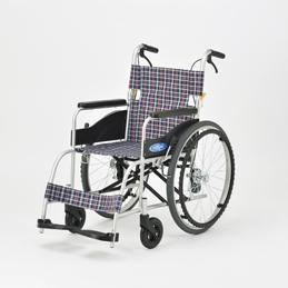 車椅子 NEO-1【日進医療器】低反発ピタらくクッション付き【セット品】【送料無料】