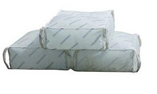 吸水性土嚢 スーパーダッシュバッグ DBW-02  100袋 水害対策 防災用品 キーストン