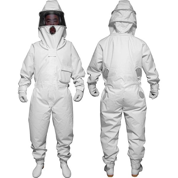 冷却ファン付き蜂防護服 ホーネット1