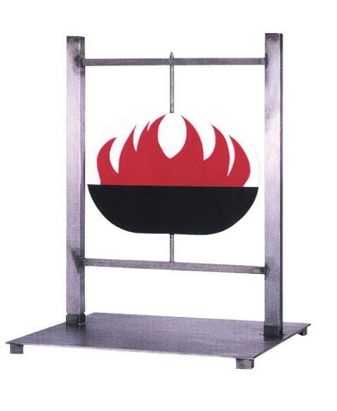 水消火器標的 消火訓練用品