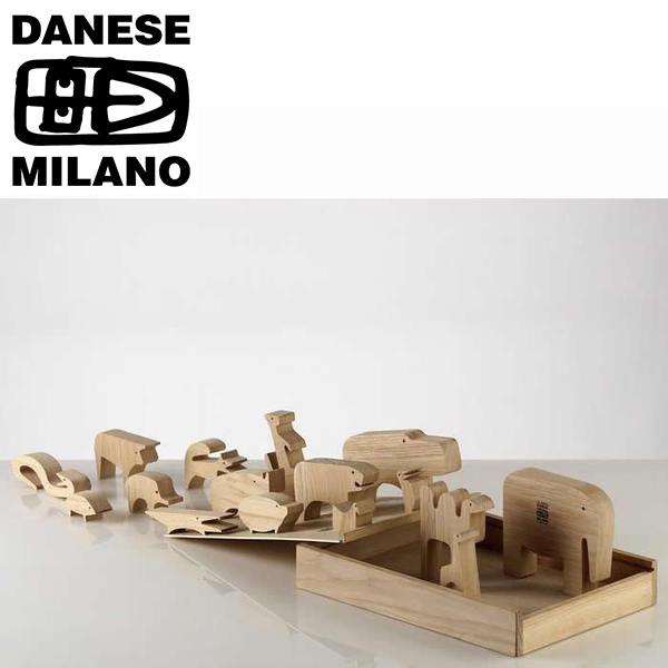 【6/20限定エントリーでポイント10倍】動物パズル 木製 DANESE(ダネーゼ) 16animali(アニマリ)