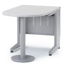 【オフィス机5%OFF-9/27】デスク イトーキ ITOKI CZY サイドテーブル(脚付)D80用【自社便/開梱・設置付】