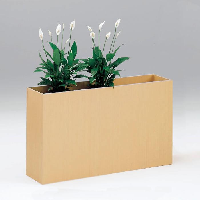 イトーキ プラントボックス 4鉢ロータイプ【自社便/開梱・設置付】