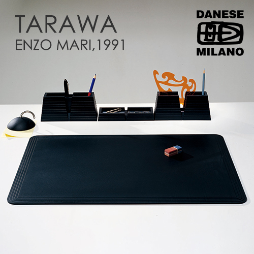 デスクマット デスクパッド TARAWA ブラック