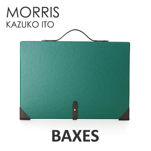 図面バッグ A3サイズ/A2サイズ BAXES MORRIS
