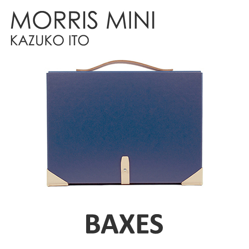 図面バッグ A4サイズ/A3サイズ BAXES MORRIS MINI