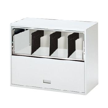 収納 キャビネット イトーキ THIN LINE シンラインキャビネット ショップ 設置付 扉型棚式 H700タイプ 迅速な対応で商品をお届け致します 上段用 自社便 開梱