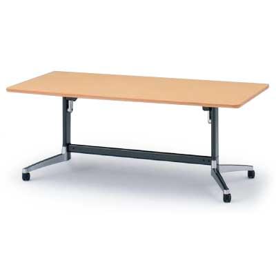 【オフィス机5%OFF-9/27】イトーキ テーブル/DBシリーズ 120°脚/角型天板折りたたみタイプ W180×D90【自社便/開梱・設置付】