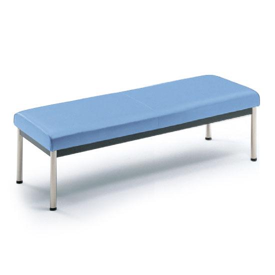 【ロビー・ラウンジ家具】イトーキ ベンチ BM/背なし W150【自社便/開梱・設置付】