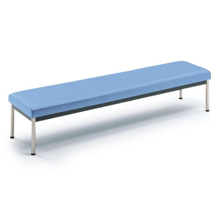 【ロビー・ラウンジ家具】イトーキ ベンチ BM/背なし W180【自社便/開梱・設置付】