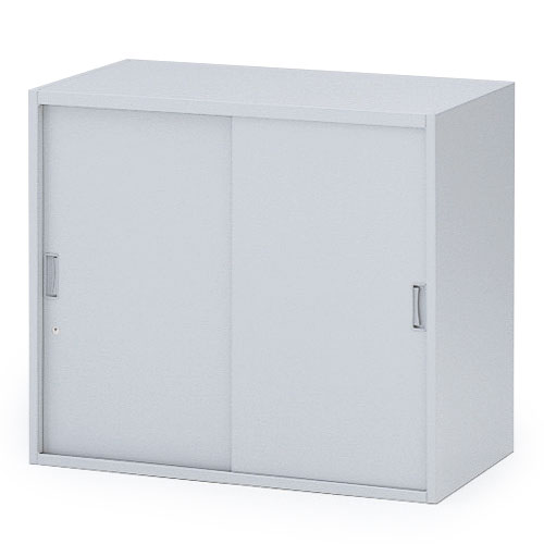 イトーキ/THIN LINE A4シリーズ(シンラインキャビネット) H700タイプ/引戸型/上段用【自社便/開梱・設置付】