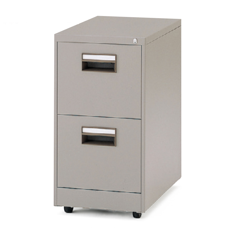 【金融機関用家具】イトーキ キャビネット/A4-2段(天板なし)【自社便/開梱・設置付】