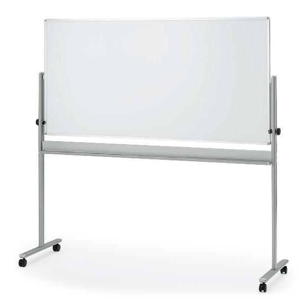 ホワイトボード 白板 イトーキ 片面ホワイト 外寸:W194×H180cm/板面:W180×H90cm【自社便/開梱・設置付】