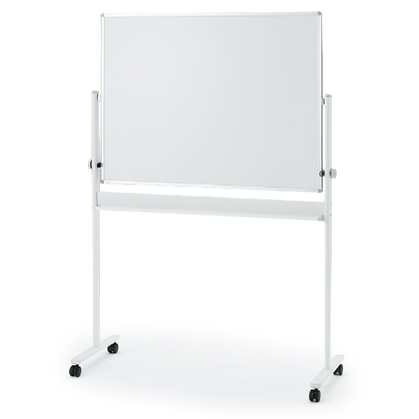 イトーキ ホワイトボード(片面ホワイト)外寸:W134×H180cm/板面:W120×H90cm【自社便/開梱・設置付】