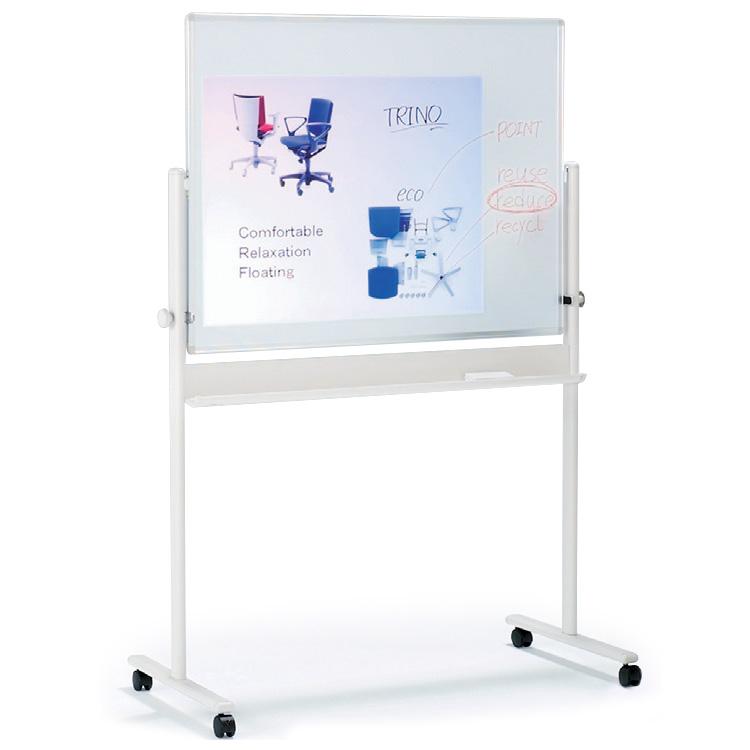 イトーキ スクリーン兼用ホワイトボード W134×H180【自社便/開梱・設置付】