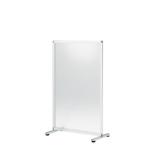 間仕切り パーテーション スクリーンパネルKタイプ 1連パネル 単独用 幅90cm 高さ140.4cm 樹脂パネル(アジャスター付) 【自社便/開梱・設置付】