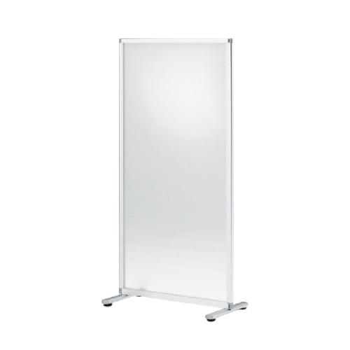 間仕切り スクリーン スクリーンパネルKタイプ 1連パネル 単独用 幅90cm 高さ175.4cm 樹脂パネル(アジャスター付) 【自社便/開梱・設置付】