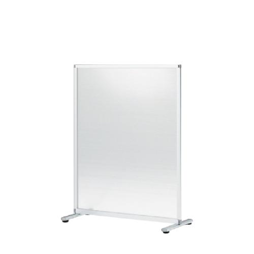 間仕切り スクリーン スクリーンパネルKタイプ 1連パネル 単独用 幅121cm 高さ140.4cm 樹脂パネル(アジャスター付) 【自社便/開梱・設置付】