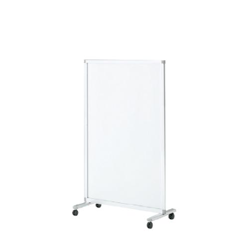 間仕切り スクリーン スクリーンパネルKタイプ 1連パネル 単独用 幅90cm 高さ145cm ホワイトボードパネル(キャスター付) 【自社便/開梱・設置付】