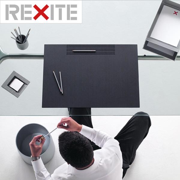 エグゼクティブ向け/ REXITE(レキサイト) デスクパッド(デスクマット)300.STATUS(ステイタス)